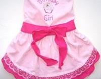 Dog Clothes Dog dresses Birthday Girl